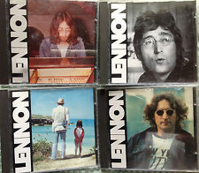 4 Lennon by John Lennon (CD, Oct-1990,  *No Box* + Imagine CD