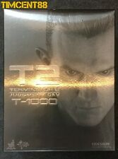 Ready! Hot Toys Terminator 2 Judgment Day T1000 Robert Patrick 1/6 Figure
