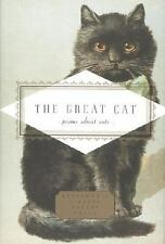 Everyman's Library Pocket Poets: The Great Cat : Poems about Cats (2005,...