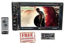 "XO VISION XOD1752BT 6.2"" LCD MULTIMEDIA DVD BLUETOOTH CAR STEREO RECEIVER RADIO"