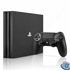Sony PlayStation 4 Pro PS4 Pro PS 4 1TB Jet Black Game Console