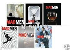 Mad Men TV Series Complete Season 1-6 (1 2 3 4 5 & 6) BRAND NEW 24-DISC DVD SET