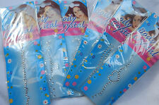 Six Packs of Diamante Self Adhesive Body Crystals - New, Assorted Designs