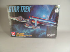 AMT Star Trek U.S.S. Enterprise NCC-1701 Cut-Away Plastic Model Kit 1:650 Scale