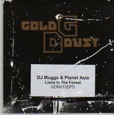 (AZ176) DJ Muggs & Planet Asia, Lions In The... - DJ CD
