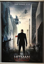 Cinema Poster: HITMAN AGENT 47 2015 (Advance One) Zachary Quinto Rupert Friend