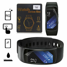 one Screen Protector Film for Samsung Gear Fit2 Smart Bracelet Band Wristband
