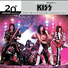 20TH CENTURY MASTERS - THE MILLENNIUM COLLECTION: THE BEST OF KISS, VOL. NEW CD