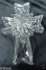 Lenox - Wedding Promises - Cross Box - Lead Crystal