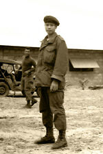 Vietnam 1970 - Vietnamese Recon Scout With Americal Division Chu Lai