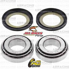 All Balls Steering Stem Bearings For Harley FXD Dyna Super Glide 39mm Forks 2005