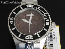 Invicta Men's 47mm Grand Diver Gen II Limited Edition Automatic Lava Stone Dial