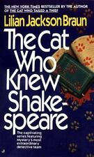 The Cat Who Knew Shakespeare (Cat Who...) by Braun, Lilian Jackson