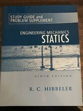 Study Guide&Problem Supplement Engineering Mechanics Statics By Hibbeler(9th)