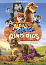 Alpha and Omega: Dino Digs DVD, 2016, Includes Digital Copy