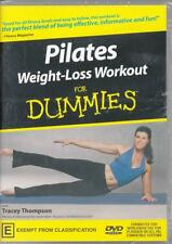 PILATES WEIGHT-LOSS WORKOUT FOR DUMMIES - NEW DVD - FREE LOCAL POST