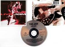 "THE JAM ""Live Jam"" (CD) 1993"