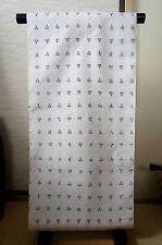 Vintage JAPANESE KIMONO Yukata FABRIC 12yds cotton