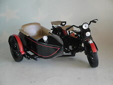 HARLEY DAVIDSON 1933 MOTORCYCLE SIDE CAR LIBERTY CLASSICS DIECAST SPECCAST