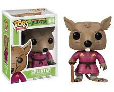 Teenage Mutant Ninja Turtles Master Splinter Pop! Vinyl Figure TMNT Funko #64