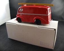 ESOD n° 80 Peugeot DMA 1948 fourgon incendie ville NYON VD Kit monté 1/43 RARE