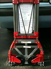 Milwaukee 150 lbs. Capacity Folding Foldable Hand Truck Trolley Dolly - Bran-New