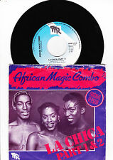 "7"" African Magic Combo-La chica ---"