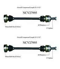 318i 92-98 & 318iS 92-98 Rear Left and Right Cv Shaft Axles