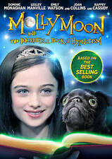 Molly Moon and the Incredible Book of Hypnotism [Region 1] - DVD - New - Free Sh