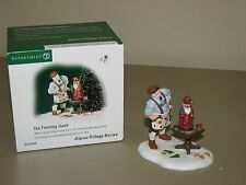 Dept 56 Alpine Village The Finishing Touch #56306