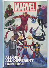All-New, All- Different Universe  NM  Marvel Comics MD 10