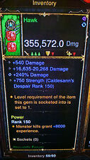 Diablo 3 PATCH 2.4.2 CRUSADER POWER LEVEL WEAPON SOFTCORE xbox one