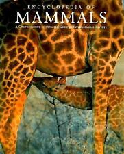 Encyclopedia of Mammals (1998, Hardcover)