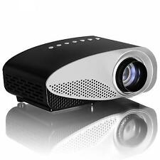 Mini Wireless Portable Home Cinema Theater LED Projector Multimedia VGA HDMI SD