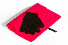 Mateque Pink Heat proof Travel Mat & Heat Resistant Glove For use  with GHD,C9