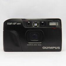 OLYMPUS TRIP AF MINI 34mm, Autofokus Kompaktkamera, schwarz