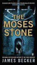 The Moses Stone (Chris Bronson)-ExLibrary
