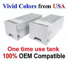 New maintenance tank compatible with epson stylus pro7900/7890/7910/9900- x2