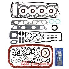 90-97 TOYOTA PREVIA SUPERCHARGED 2.4L ENGINE FULL GASKET SET 2TZFE 2TZFZE New!!