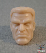 "ML099 Custom Cast Eddie Brock Venom head #2 use with 6"" Marvel Legends Figures"
