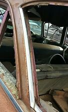 1959 oldsmobile 88 wagon rear window stainless steel trim molding oem Left