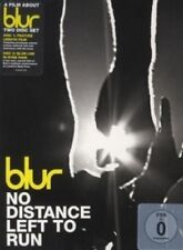 BLUR - NO DISTANCE LEFT TO RUN-A FILM 2 DVD BRIT POP / ALTERNATIVE NEU