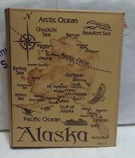 ALASKA PHOTO ALBUM has lots of pictures and souvenirs from previous owner. cool!