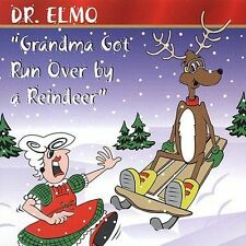NEW SEALED Grandma Got Run Over by a Reindeer Dr Elmo CD Christmas Xmas Comedy