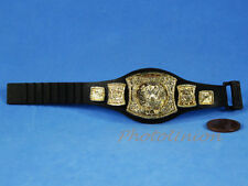 WWE WWF Wrestling Figure World HARDCORE CHAMPION Spinning Belt Accessories A427