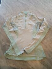 Lululemon Run U Turn Reversible Vintage Half Zip Size 4