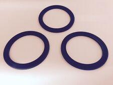 Véritable KENWOOD Pack de 3 joints pour blender modèles: bl450, bl455 etc.. (712092)