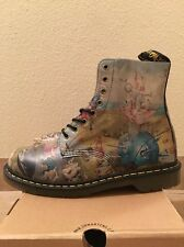 Dr. Martens Pascal Hieronymus Bosch Heaven Printed Boots UK 12 US Men's 13