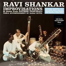 IMPROVISATIONS  RAVI SHANKAR Vinyl Record