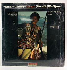 Esther Phillips W/Beck*For All We Know*NM Vinyl Shrinkwrap KU-28 Jazz/Funk 1976